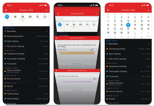 Best Calendar Apps for the iPhone and Android Devices