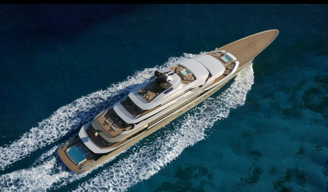 luxury yachts the worlds best super fincantieri private bay 03