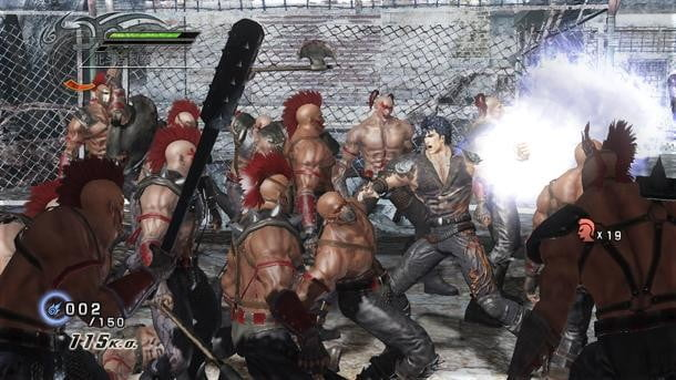 fist of the north star kens rage 3