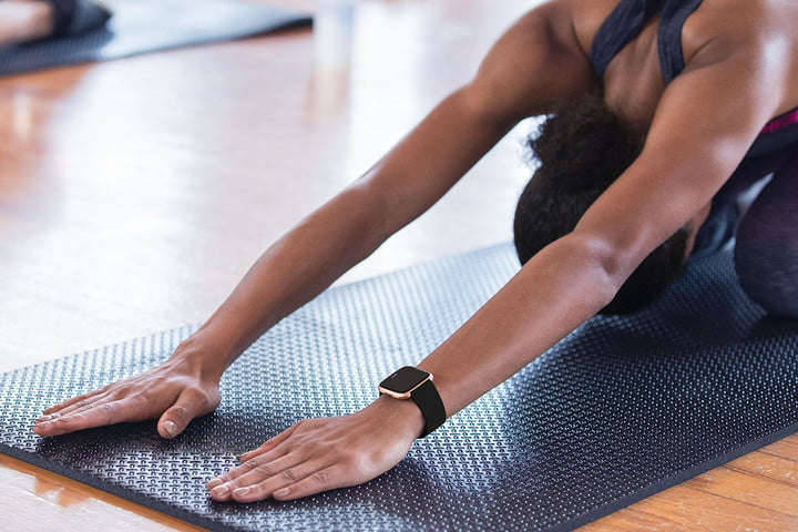 best fitness trackers for women fitbit versa