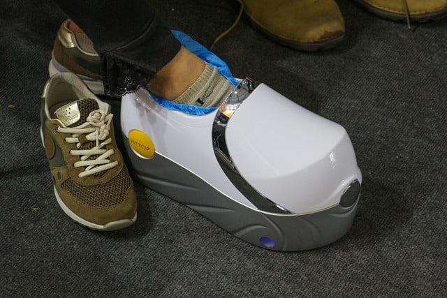 Fittop Foot Massager