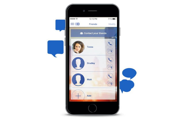 floome smart breathalyzer connects to your smartphone floorme friend list press image