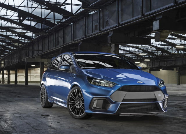 ford focus rs pricing performance specs news fordfocusrs 02