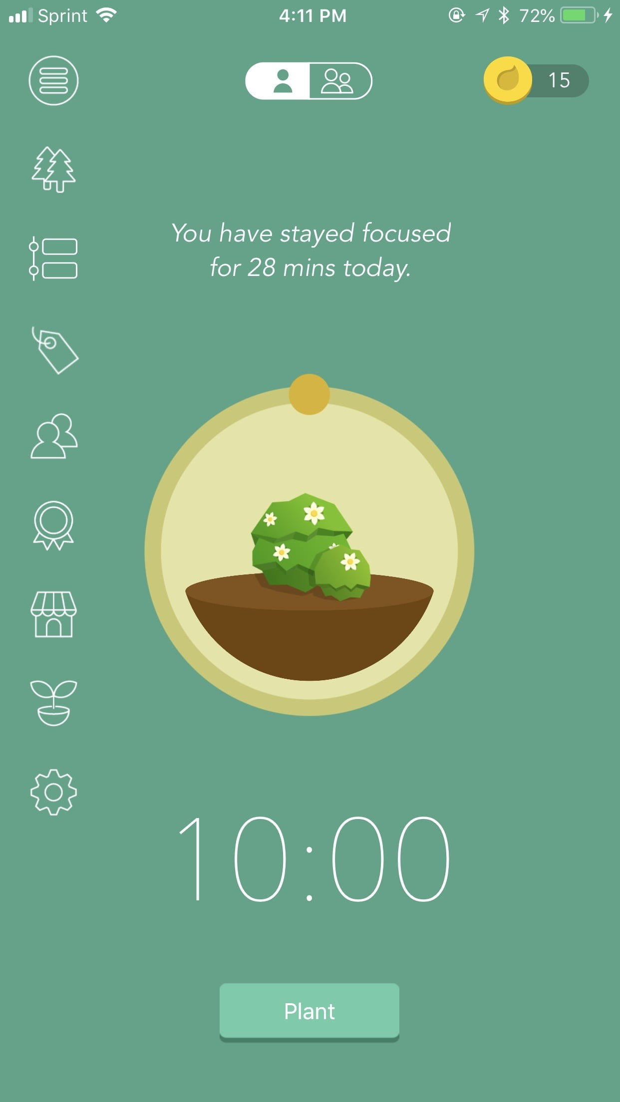 forest stay focused helps keep you off your smartphone digital trends