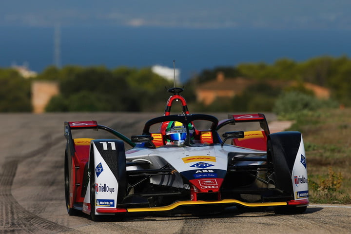 Audi S Latest Formula E Race Car Is Charged Up Ready To