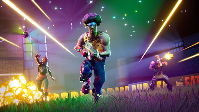 fortnite available now free nintendo switch  6
