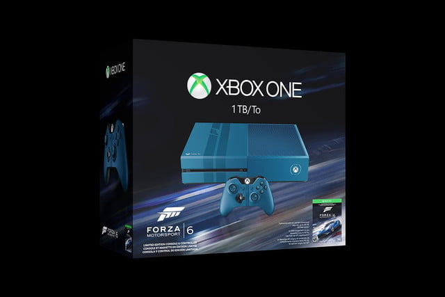 forza xbox one bundle motorsport 6 limited edition console anl