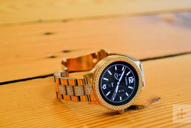 Fossil Q Venture review on crown
