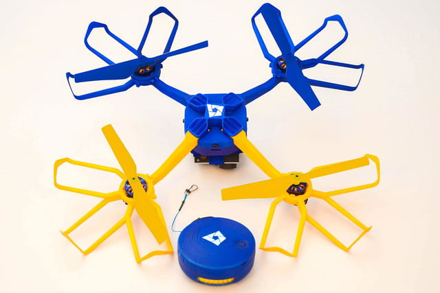 like a pet dog fotokite phi is the flying camera you lead around by leash 6