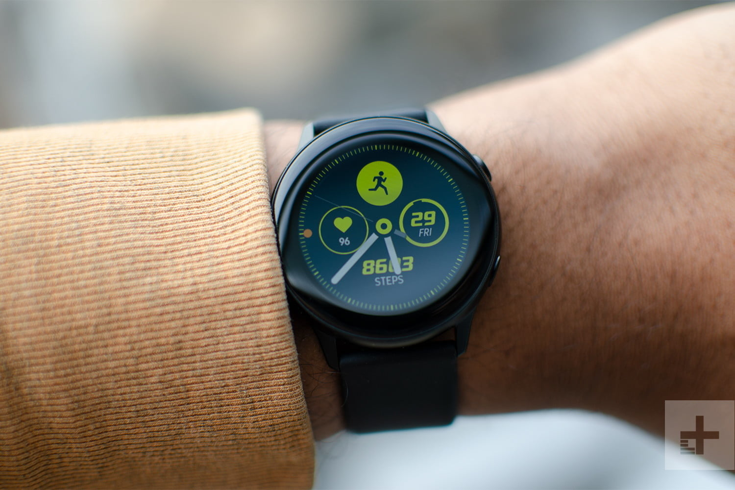 012d0ed6838767 Samsung Galaxy Watch Active Review: It's Only $200? | Digital Trends