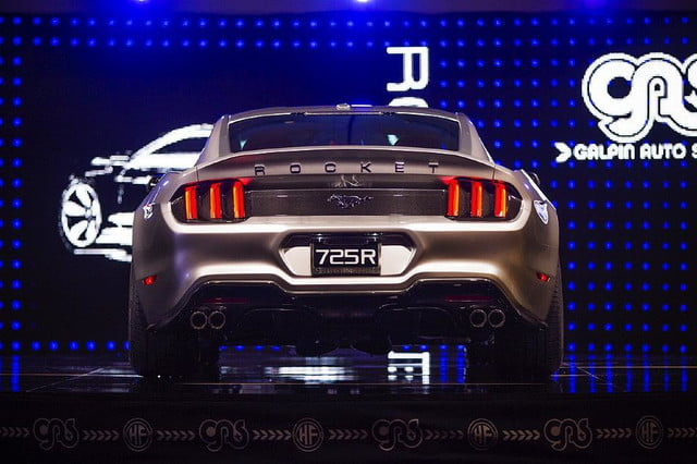 galpin auto sports unveils first production rocket mustang galpinrocket exterior 10
