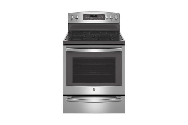 ge unveils a full suite of smarthome appliances at ces 2015 profile connected kitchen oven