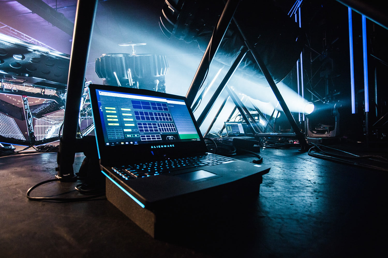 The Glitch Mob's Music Is So Complex, They Perform In A Spaceship