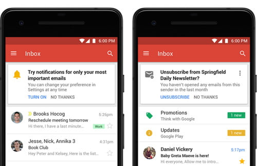 Rollout of New Gmail and G Suite Productivity Updates Begins
