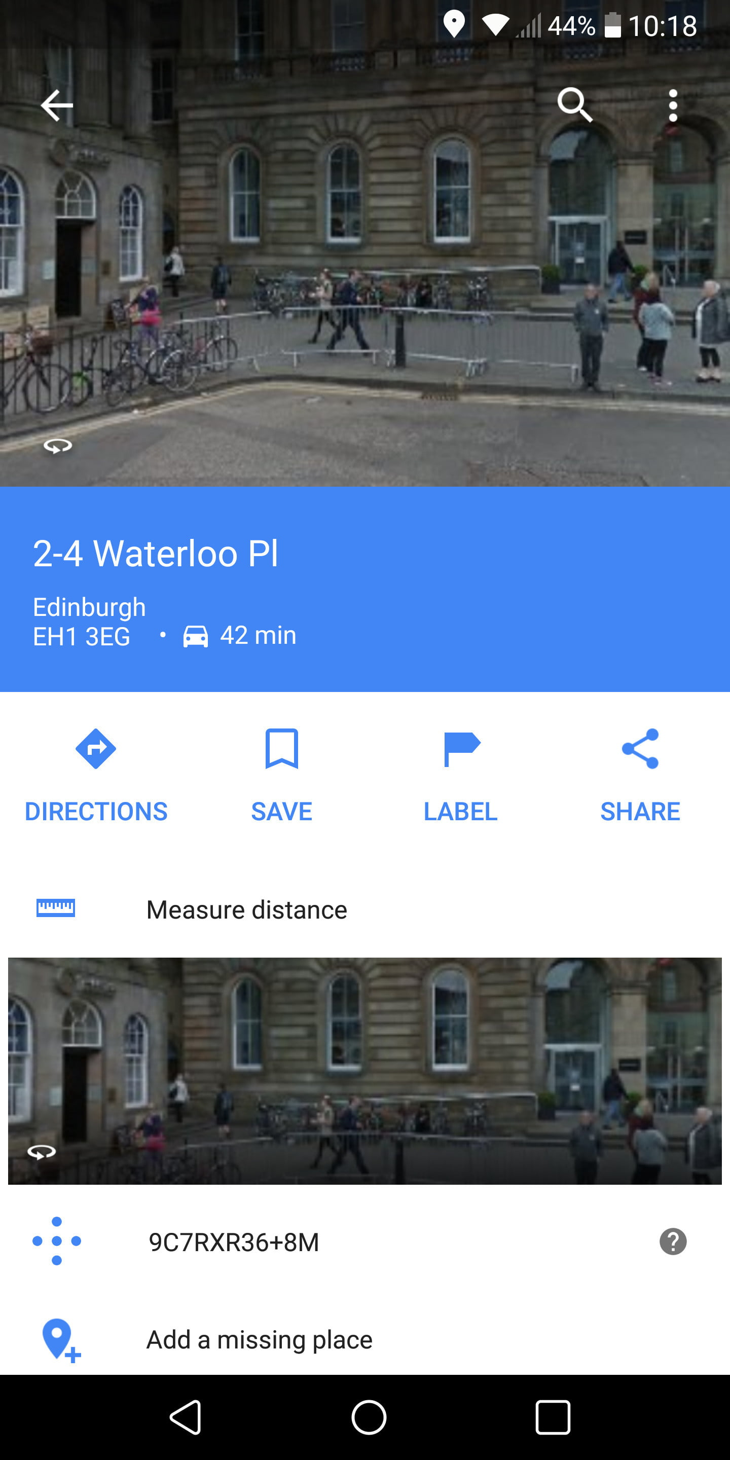 How to Use Google Maps   Digital Trends Distance Between Locations Google Maps on