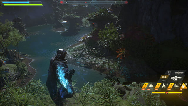 anthem where to find locations and greatfallscanyon missions [19659016] anthem where to find great locations and greatfallscanyongp
