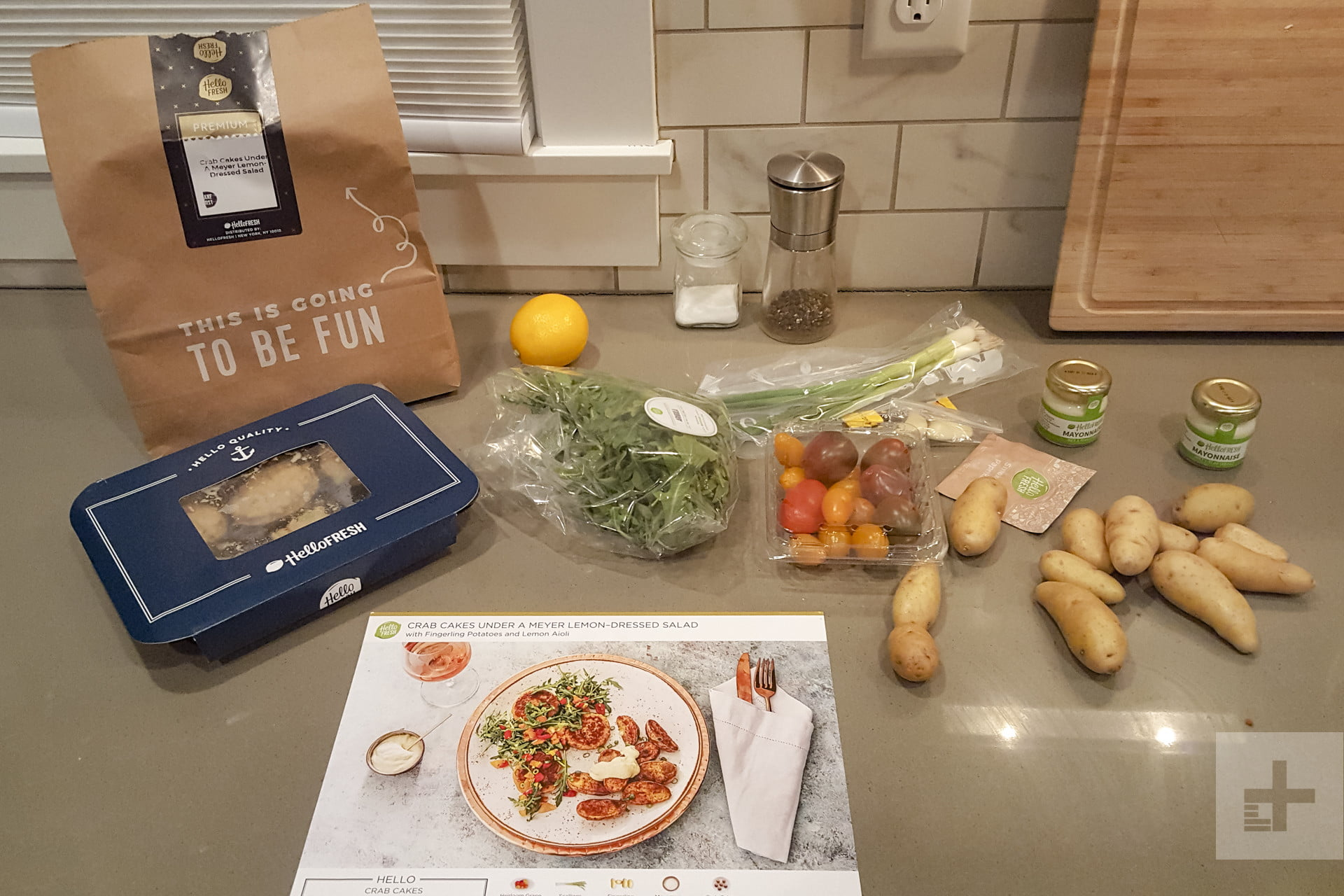 HelloFresh Meal Kit Review | Digital Trends