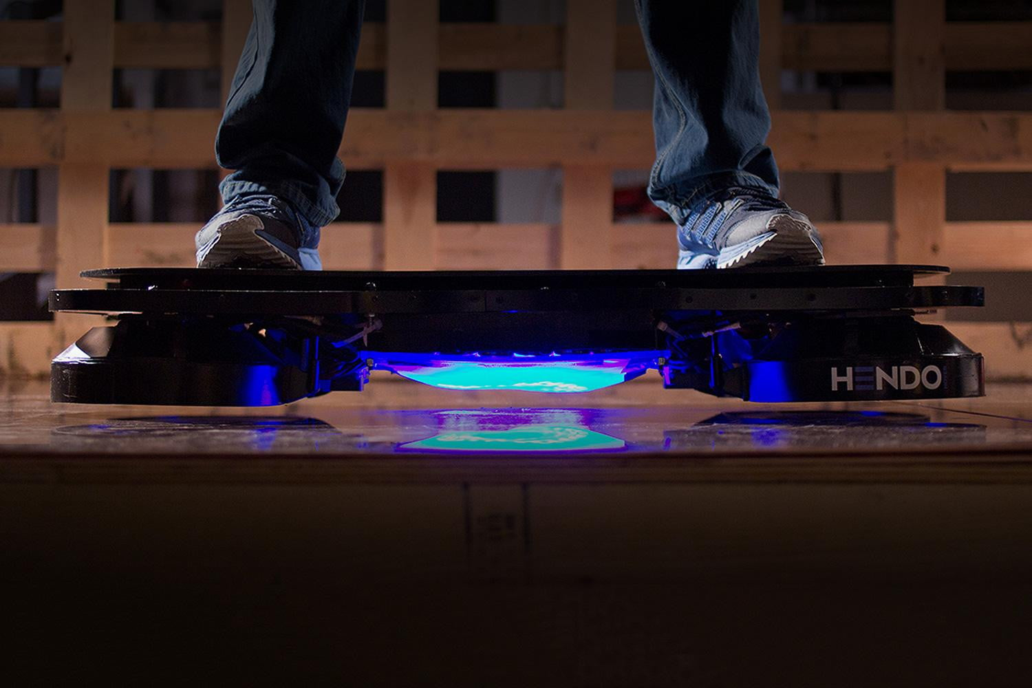 Marty Mcfly S Hoverboard Is Finally Real Thanks To Hendo