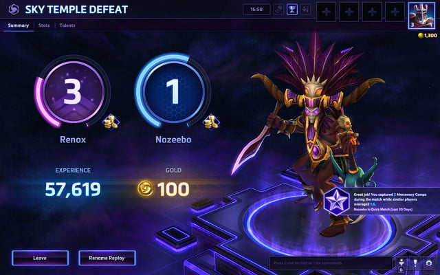 wrynn ragnaros heroes storm h22 personalizedstats xa 002