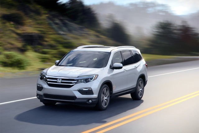 Suv Vs Crossover Whats The Difference Honda Pilot