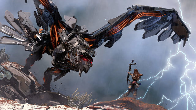 horizon zero dawn trailer at e3 shows off 8 minutes of new gameplay screen 06 us 15jun15