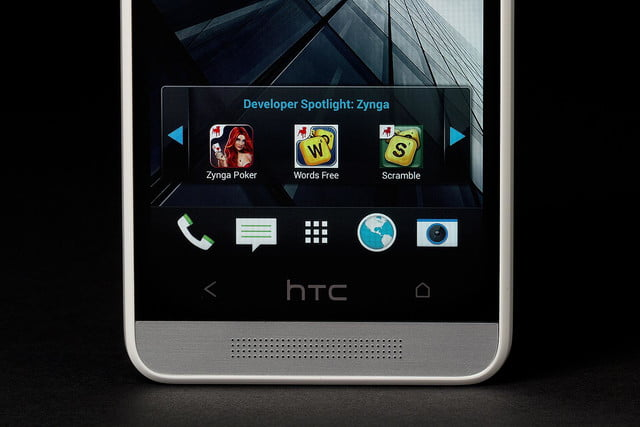 htc one mini bottom screen speakers
