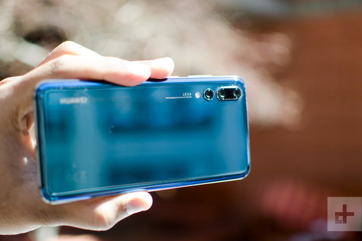 huawei p20 pro security scaremongering pointing camera opinion