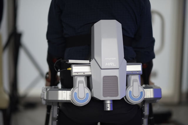 Hyundai Wearable Exoskeleton