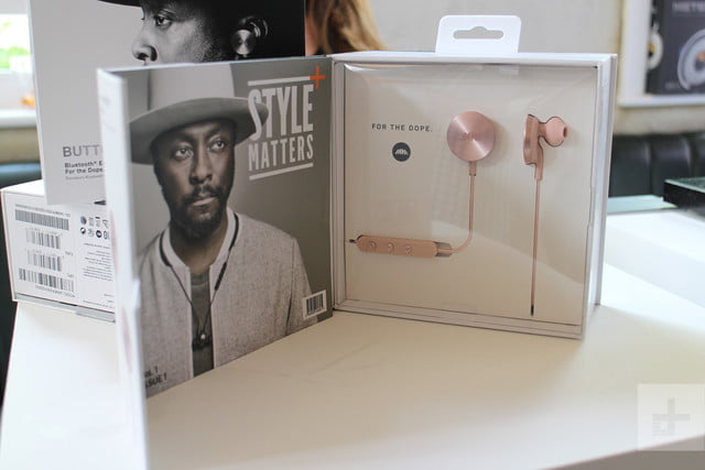 I.Am+ Buttons earbuds review box