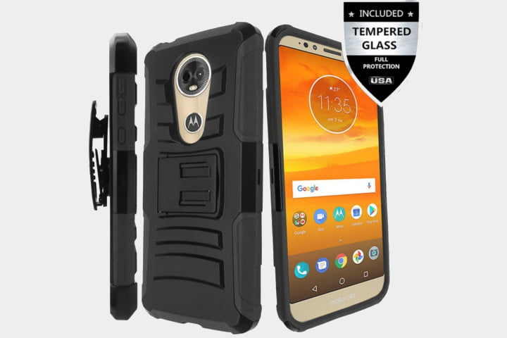 best moto e5 plus cases idea line
