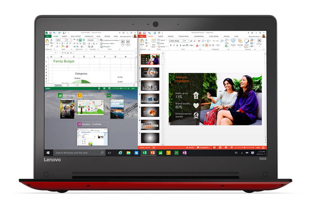 the new laptops of ifa 2015 ideapad 500s 13  red 16
