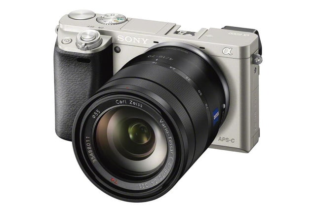 sony unveils alpha a6000 mirrorless camera ilce 6000 wsel1670z right silver 1200