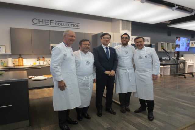 samsung teams top notch chefs celebrate launch new home gear img 0754
