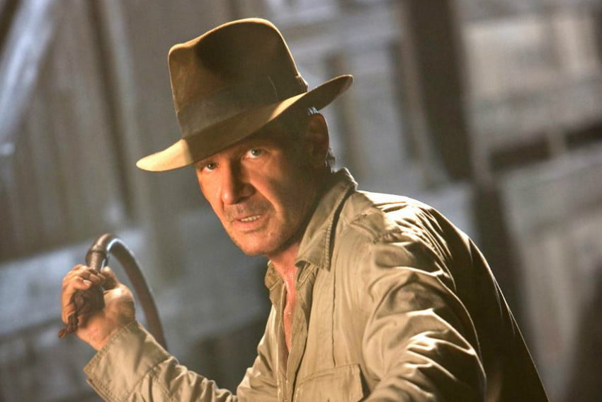Harrison Ford s Indiana Jones Hat Fetches  520 b8158ce2ac1