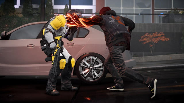Infamous Second Son screenshot 10