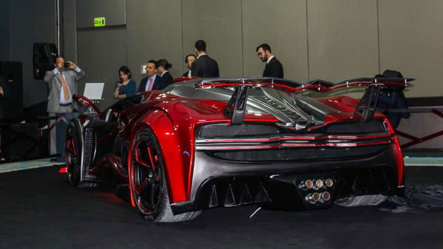 inferno exotic car 1400 horsepower metal foam pictures 004