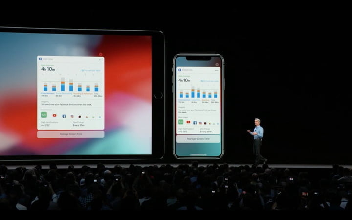 ios 12 features release date screen time