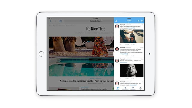 does ios 9 finally make the ipad a worthy laptop replacement multitasking 5