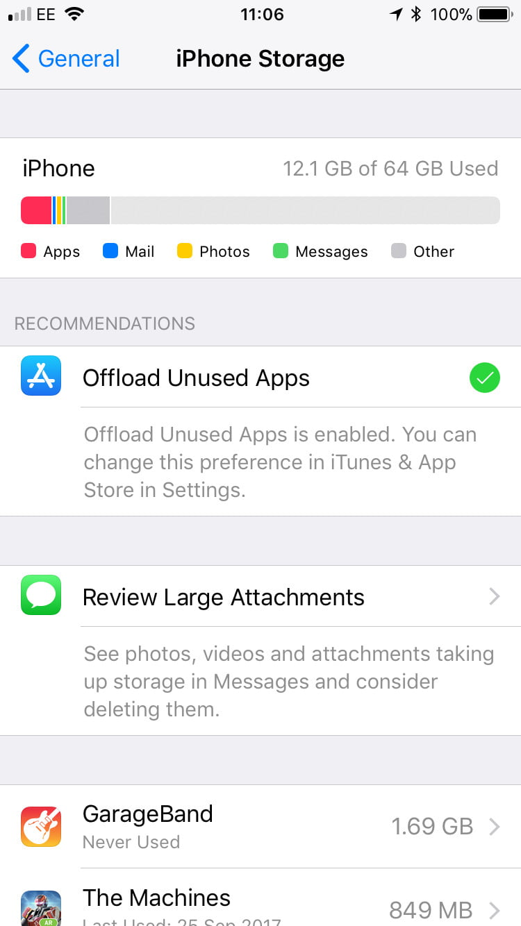 how to free up storage on iphone how to free up space on your iphone and give yourself room 20070