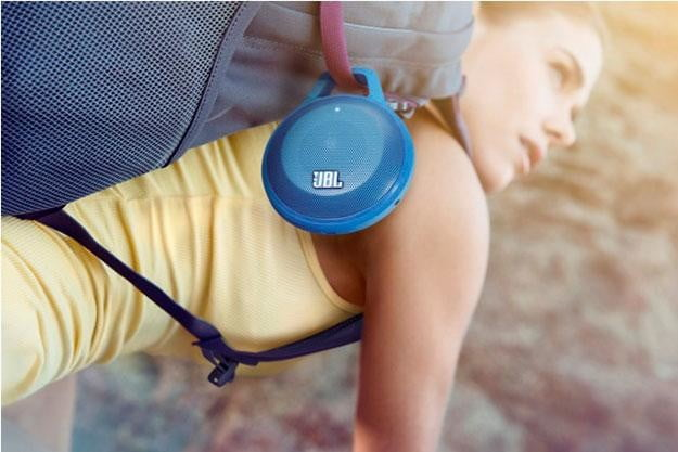 jbl clip portable speaker may best use carabiner outside rock climbing yet hiker 1  press
