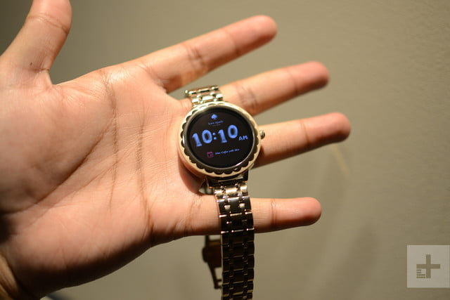 kate spade scallop android wear smartwatch news 4