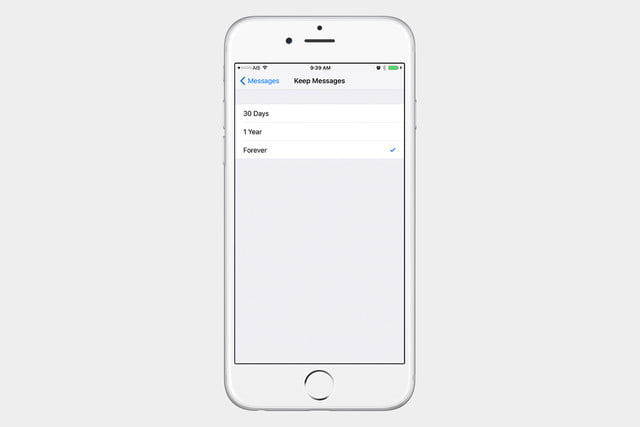 a step by step guide on how to delete a text message in ios
