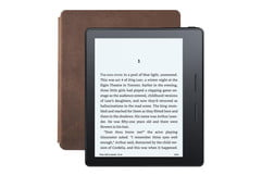 Kindle Oasis (2017) review