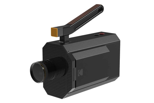 kodaks new super 8mm film camera merges past with future kodak 8 28
