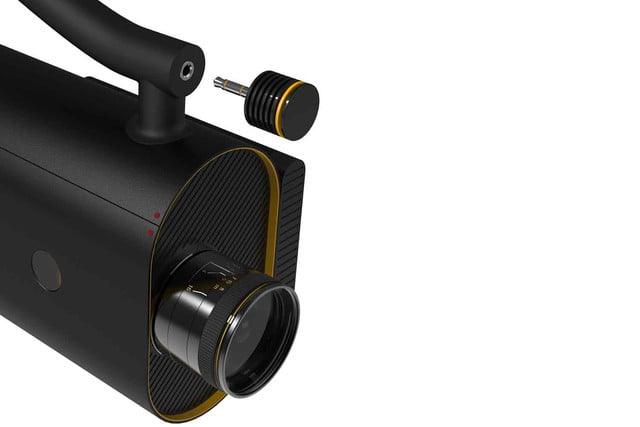 kodaks new super 8mm film camera merges past with future kodak 8 5