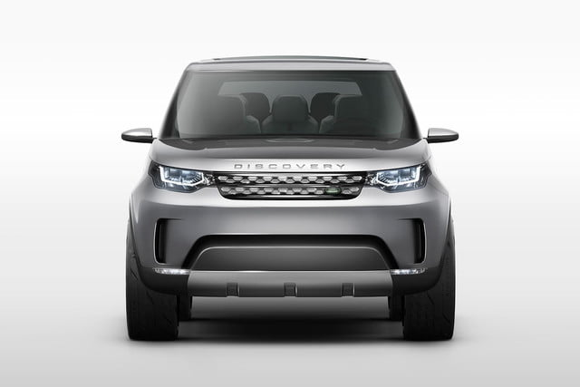 Land Rover Discovery Concept Vision