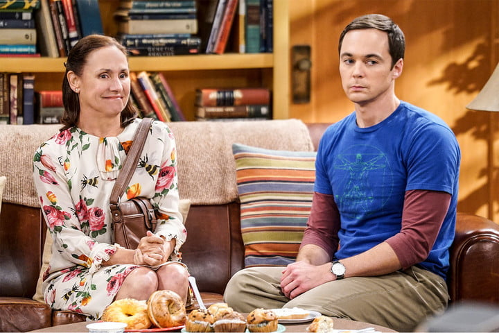 Laurie Metcalf  The Big Bang Theory