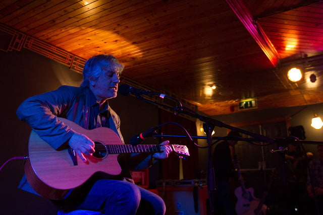 the audiophile lee ranaldo small stage