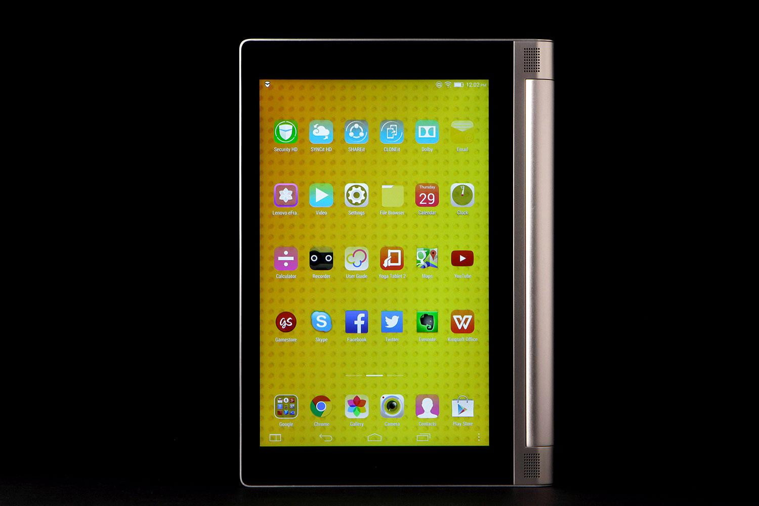 Lenovo Yoga Tablet 2 Review The Best Affordable Android Tablets Tab 8 Front Portrait 4