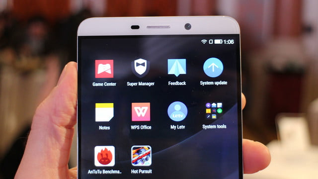 letv le max pro hands on 9830